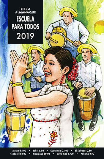 Libro Almanaque Escuela Para Todos 2019